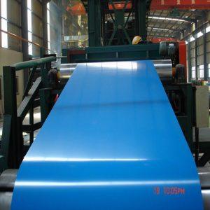 PPGI/PPGL Steel Manufacturer