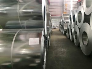 Galvanized Steel sheet in Coil - GI