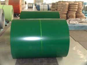 Prepainted galvalume steel sheet in coil - PPGL