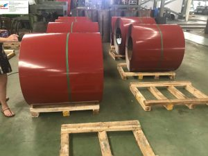 prepainted galvanized steel coil manufacturers