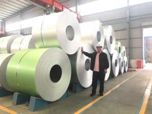 Ads Galvalume Steel Coil Supplier
