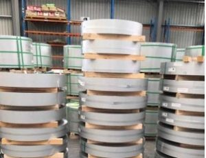 galvanized steel strip manufacturers