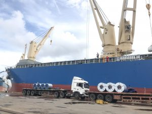 mexico imposes anti-dumping duties on vietnam steel